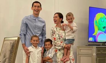 Тарас Степаненко с семьей отправились на пикник во время карантина. ФОТО