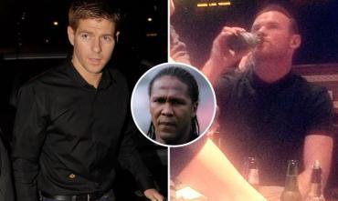 Экс-игрок Уигана: Я сотню раз видел, как Руни пил, а Джеррард без рубашки танцевал на столе в баре
