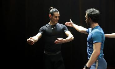 Один з найкращих нападників світу зайнявся балетом і бореться зі стереотипами в спорті. ФОТО