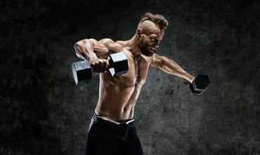 Тренування плечей: вправи та програма