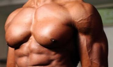 Тренування грудних м'язів вдома