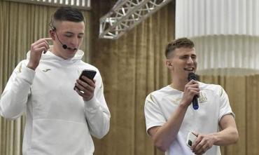 Сборная Украины обновила песенный  плейлист на Евро, выкинув российских исполнителей