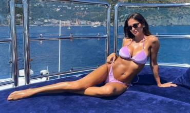 Девушка дня. Невероятная жена звезды сборной Италии Чиро Иммобиле. ФОТО