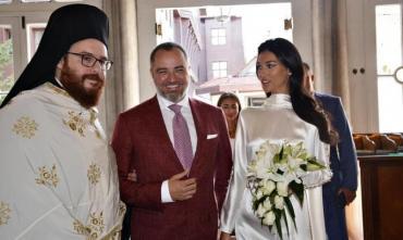 Павелко в Стамбуле повенчался с Екатериной Чаус - ФОТО