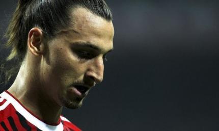 Ибрагимович может подписать новый контракт с Миланом по окончании сезона