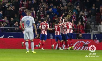 Атлетико - Леванте 2:1. Видео голов и обзор матча