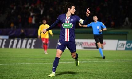 ПСЖ і Ліон бомблять своїх суперників в Кубку Франції