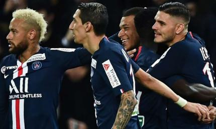 Верратти: В Пари Сен-Жермен играет 4 футболиста из ТОП-10 игроков мира