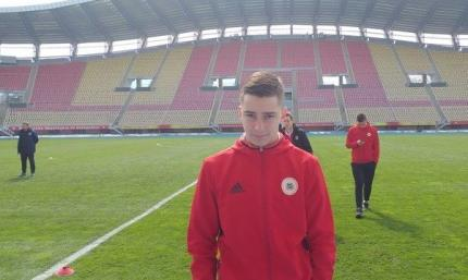Колос подписал полузащитника молодежной сборной Латвии - СМИ