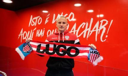 Украинец попал в сборную тура Сегунды