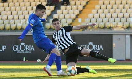 Динамо не без проблем обыграло в спарринге бакинский Нефтчи