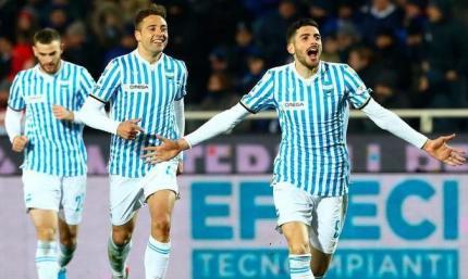 Серия А. Аталанта проваливается против последней команды лиги