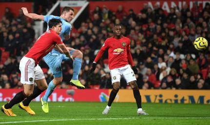 Манчестер Юнайтед - Бернли 0:2. Указать на все ошибки Сульшера