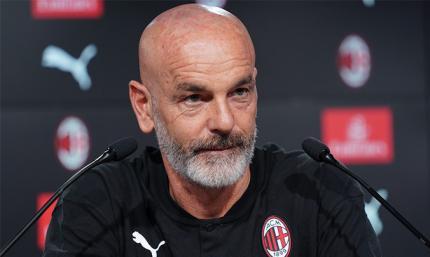 Пиоли: Нам нужно вернуть Милан на то место, где он всегда находился