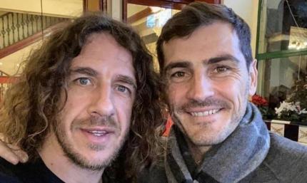 Легенды Барсы и Реала собрались на совместный ужин - не пропусти с Instagram UA-Футбол!
