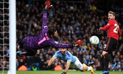 Манчестер Сити - Манчестер Юнайтед 0:1. Приемлемое гостеприимство