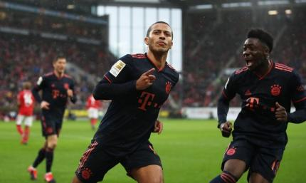 Майнц - Бавария 1:3. Обзор матча и видео голов