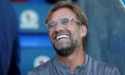Принципиальная позиция: Клопп посмотрит переигровку Кубка Англии со Шрусбери на ноутбуке