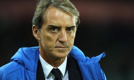 Манчини: Италия должна играть в более атакующий футбол