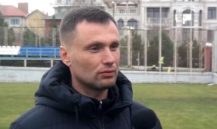 Остап Маркевич про чистку в Чорноморці: Іншого виходу не було, потрібно дати поштовх команді