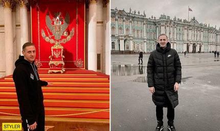 Чорноморець Маркевича підписав скандального