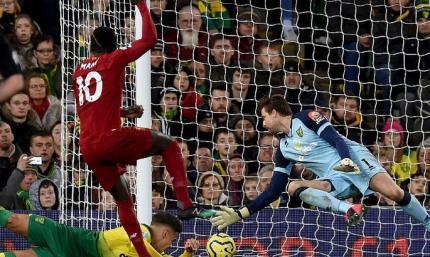 Норвич - Ливерпуль 0:1. Видео обзор матча