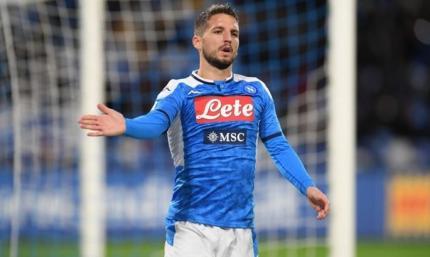 Рома попытается подписать 3 летний контракт с Мертенсом