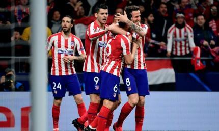 Атлетико – Ливерпуль 1:0. Видео гола и обзор матча