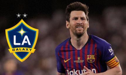 Пресс-служба MLS: тренер Лос-Анджелес Гэлакси контактировал с отцом Месси по поводу покупки Лео