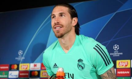 Рамос: Лига Чемпионов - особенный турнир для Реала