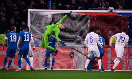 Лион – Ювентус 1:0. Видео гола и обзор матча