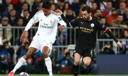 Реал - Манчестер Сіті 1:2. Принесення в жертву