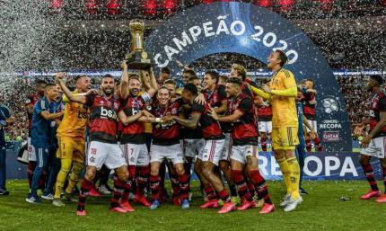 Абсолютный король. Фламенго выиграл Суперкубок Южной Америки
