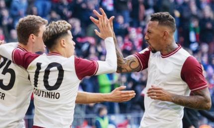 Идеальный пас, идеальная комбинация. Бавария - Аугсбург 2:0. Видео голов и обзор матча