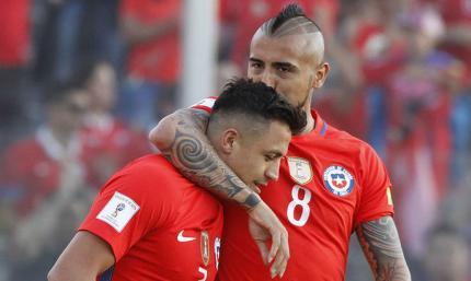 Санчес и Видаль будут отправлены на карантин по приезду в Чили