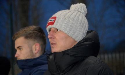 Василий Кобин: Рад, что жребий свел нас с киевским Динамо