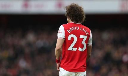 Давид Луиз может пропустить остаток сезона из-за травмы