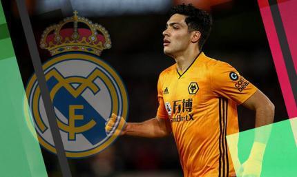 Реал хоче повернути до Мадрида лідера атак Вулверхемптона