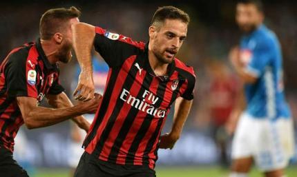 Лацио намерен переманить полузащитника Милана