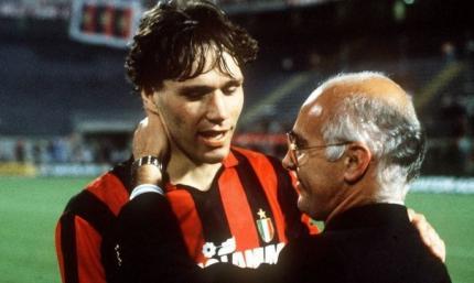 Ван Бастен: Милан моего времени был лучшим клубом мира, а сейчас борется за выживание