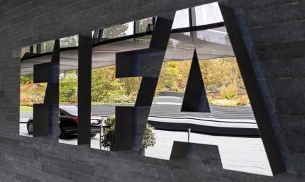 Украина опустилась на одну строчку в рейтинге ФИФА