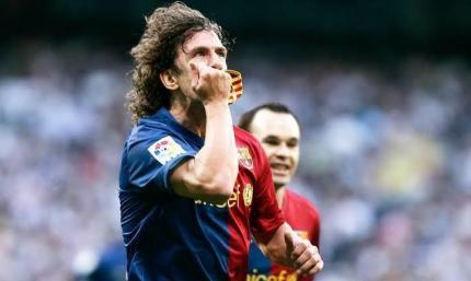 Железный капитан Барселоны. Карлесу Пуйолю исполнилось 42 года