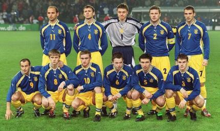 В 2001 году Украина с Шевченко и Ребровым не пробилась на ЧМ через стыки. Это был третий и не последний провал в плей-офф