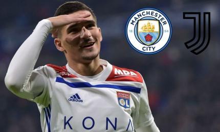 Лион готов продать своего лидера – на игрока претендуют Манчестер Сити и Ювентус