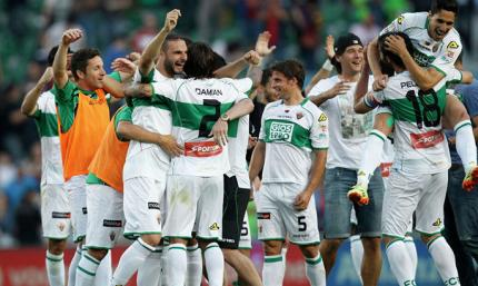 Футболисты Эльче отказываются возобновлять тренировки из-за сокращения зарплат
