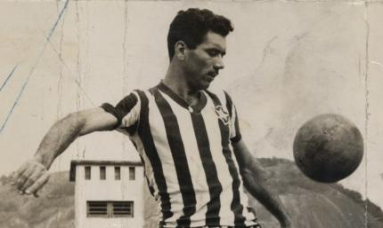 Енциклопедія футболу. Нілтон Сантос - найкращий лівий латераль, який став покровителем Гаррінчі