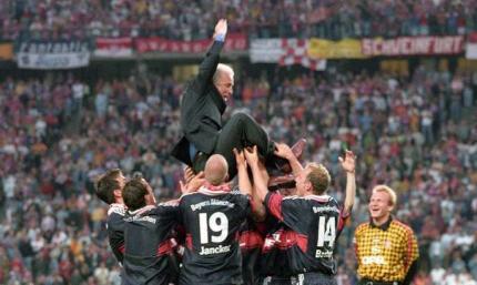 Назвіть усіх чемпіонів Бундесліги. КВІЗ