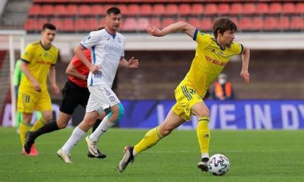 БАТЭ - Динамо Брест 1:0. Финал по всем законам жанра с умопомрачительной концовкой