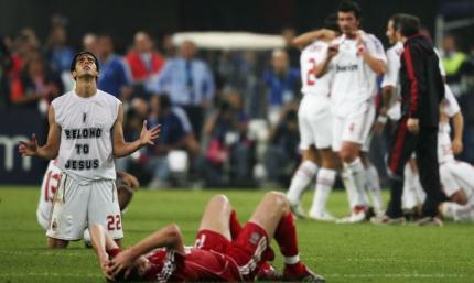 Кака о финале ЛЧ 2007: Когда Кюйт забил, Милан подумал