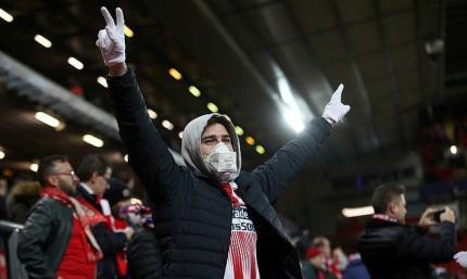 Матч Ливерпуль - Атлетико привел к 41 смерти от COVID-19